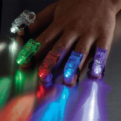 Finger Light Lasers