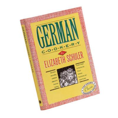 German Cookery Book