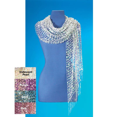 Sequined Scarf