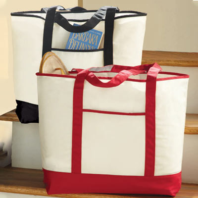 Handy Canvas Tote