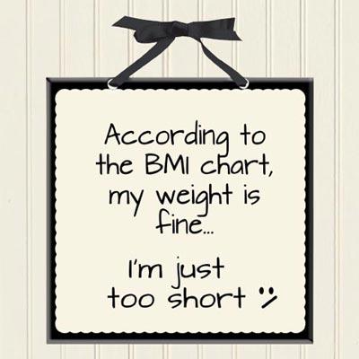 BMI Plaque