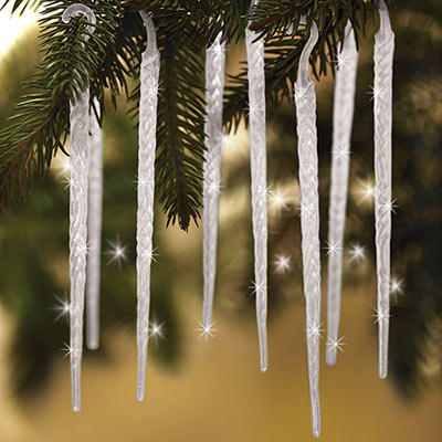 Luminous Icicles