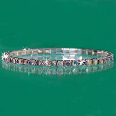 Stretch Tennis Bracelet