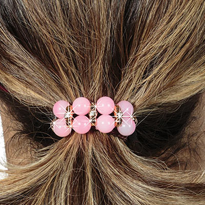 Sparkling Ponytail Holder