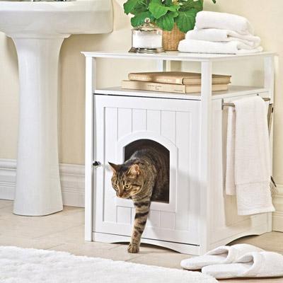 Kitty Litter Cottage
