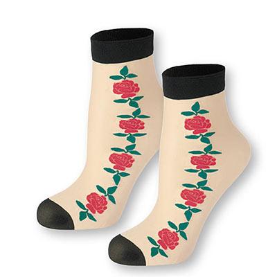 Red Rose Stockings