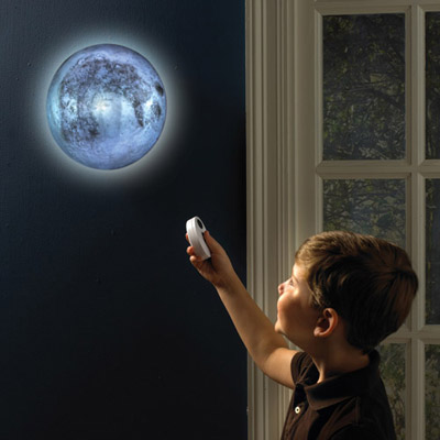 Phases of the Moon Light