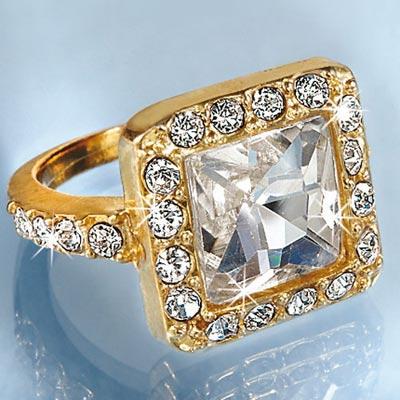 Square Big Bling Ring
