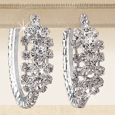 Brilliant Evening Earrings