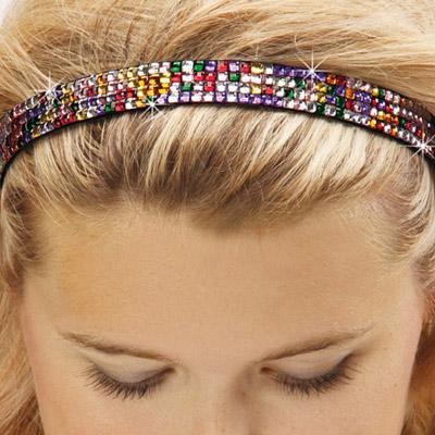 Dazzling Confetti Headband