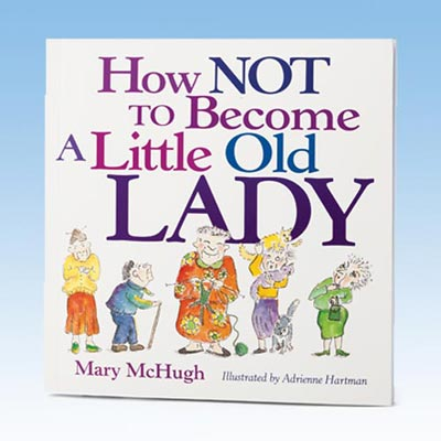 Little Old Lady Book