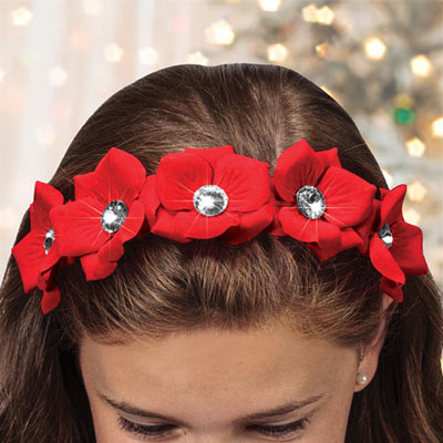Holiday Bling Headband