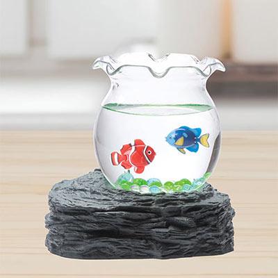 Fuss Free Fishbowl