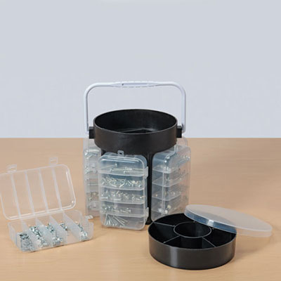 All-in-One Nuts & Bolts Storage