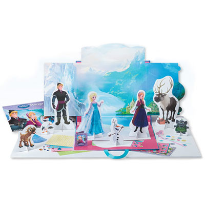 Disney© PaperDoll Collection Frozen®