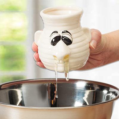 Mr. Sneezy Egg Yolk Separator