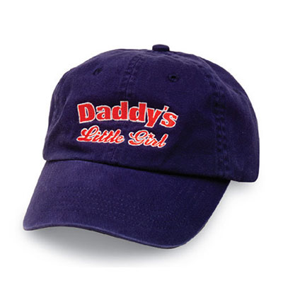 Daddy's Little Girl Infant Cap