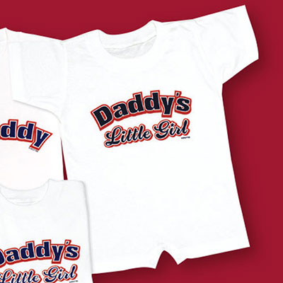 Like Daddy Like Daughter - Infant Romper
