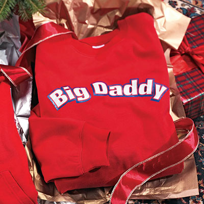 Big Daddy Adult Sweatshirt