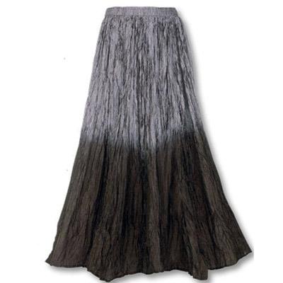 Shimmer Ombré Skirt