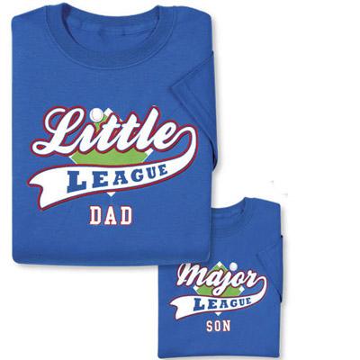Little League Dad Tee