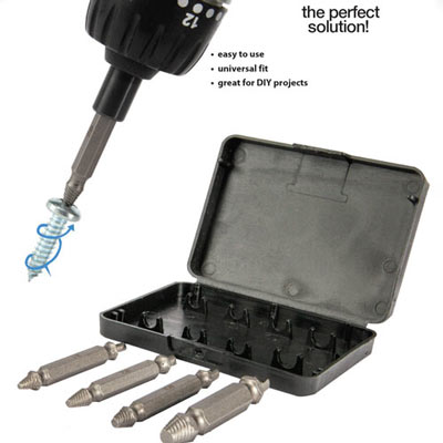 Screw Extractor Kit