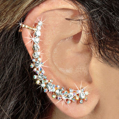 Brilliant Shimmer Ear Cuff
