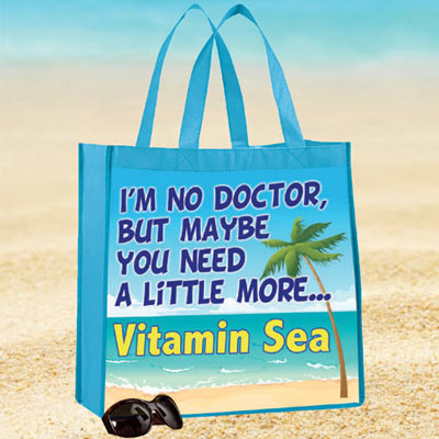 Vitamin Sea Tote