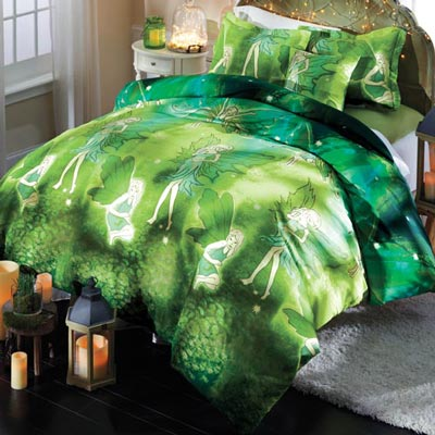 Mystic Goddess Duvet Set & Accessory