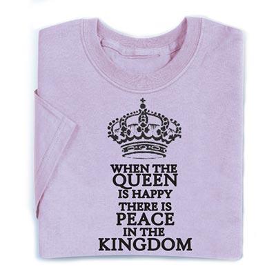 Queen Peace Tee