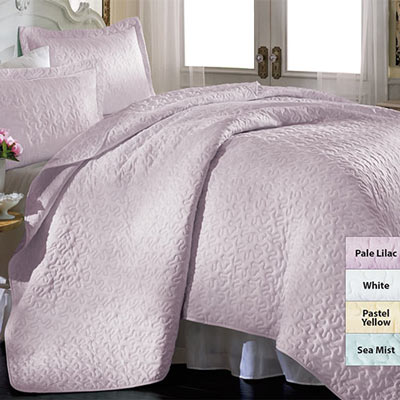 The Perfect Touch Quilt Set & Accessory
