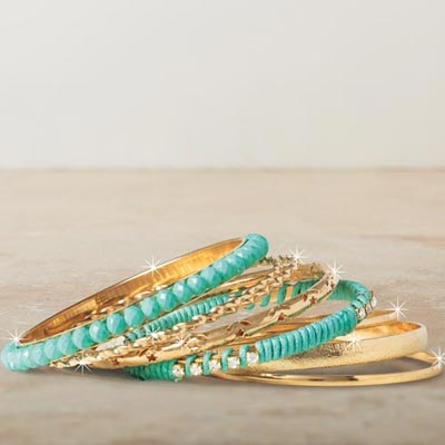 Tranquil Waters Bracelet Set