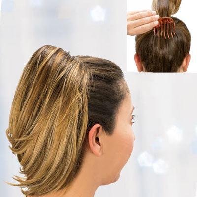 Volume Enhancing Hair Comb