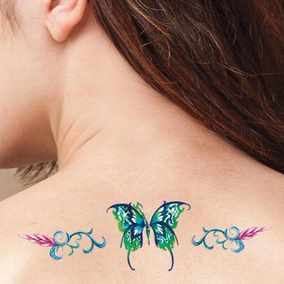 Beautiful Butterfly Tattoos