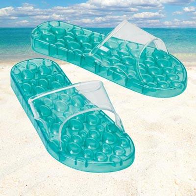 Massaging Sandals