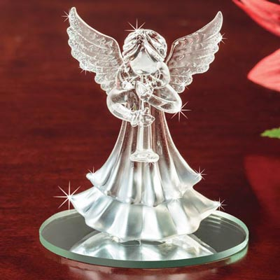 Sparkling Herald Angel