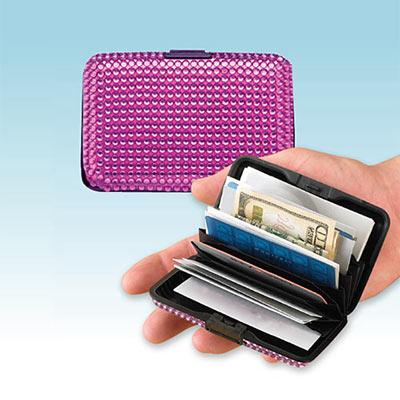 Brilliant Fuchsia Tough Wallet