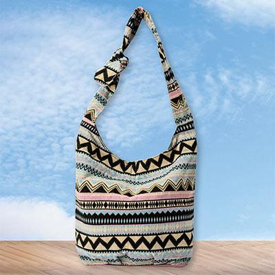 Bohemian Hobo Bag