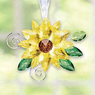Sunflower Suncatcher