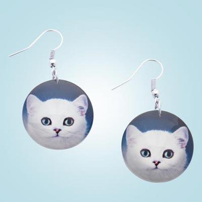 Cute Kitty Earrings