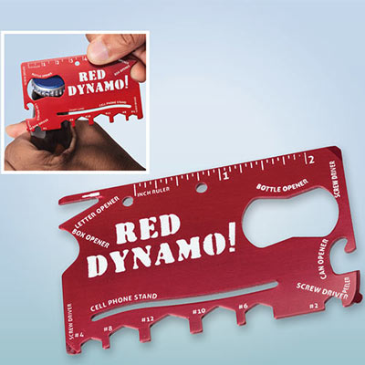 Red Dynamo Wallet Tool