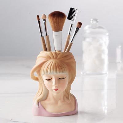Glamour Girl Makeup Brush Set