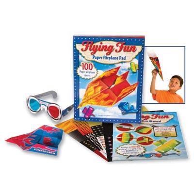 Flying Fun Airplane Kit