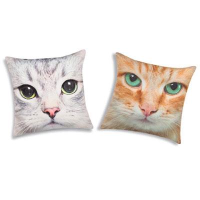 Sophisti-Cat Pillow Cover