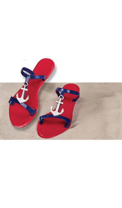Anchors Away Sandals