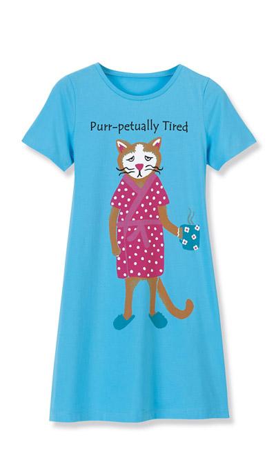 Cat Nightshirt