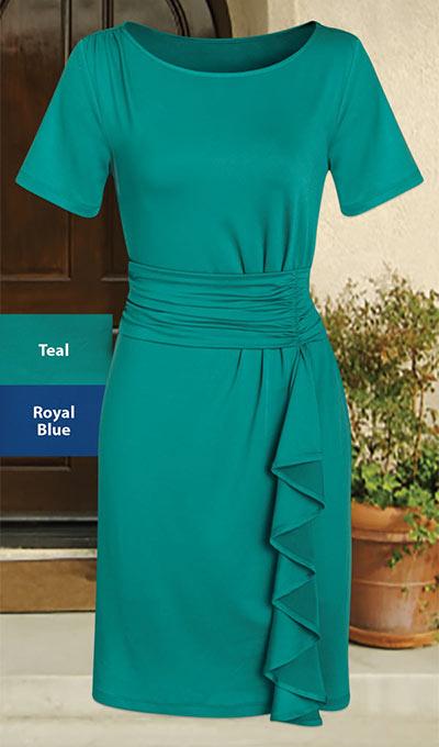 Stylish Cascading Dress