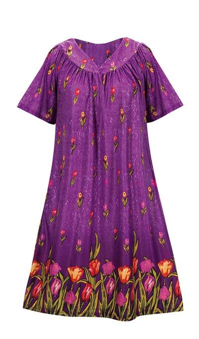 Purple Tulip Lounger