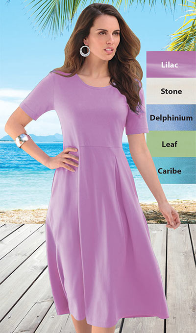 The Carefree Dress