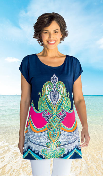 Colourful Expressions Tunic